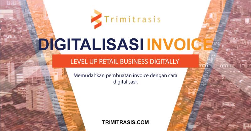 Digitalisasi Invoice Perusahaan