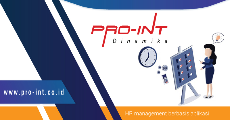 HR Management Berbasis Aplikasi