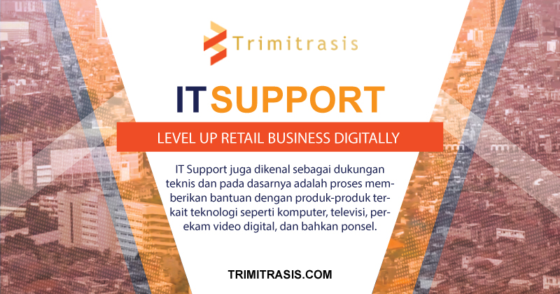IT Support Perusahaan