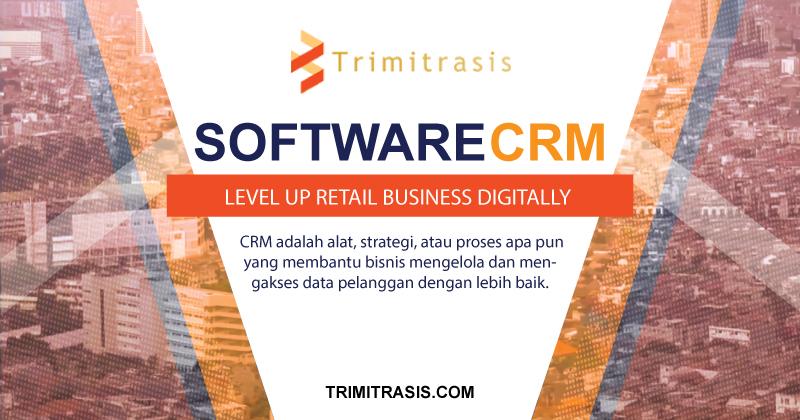 Software CRM Indonesia Terbaik