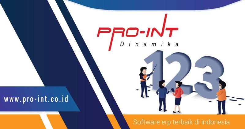 Software ERP Terbaik di Indonesia