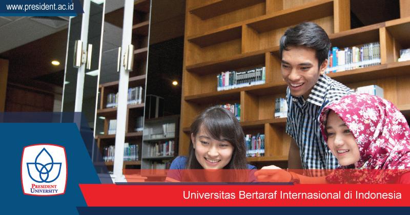 universitas bertaraf internasional di indonesia