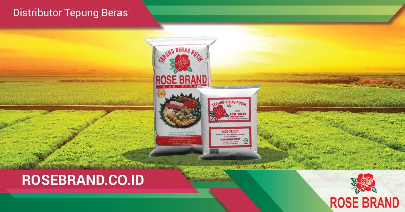 distributor tepung beras