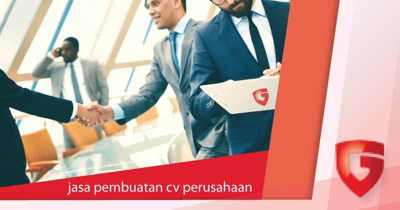 Jasa Pembuatan CV Perusahaan