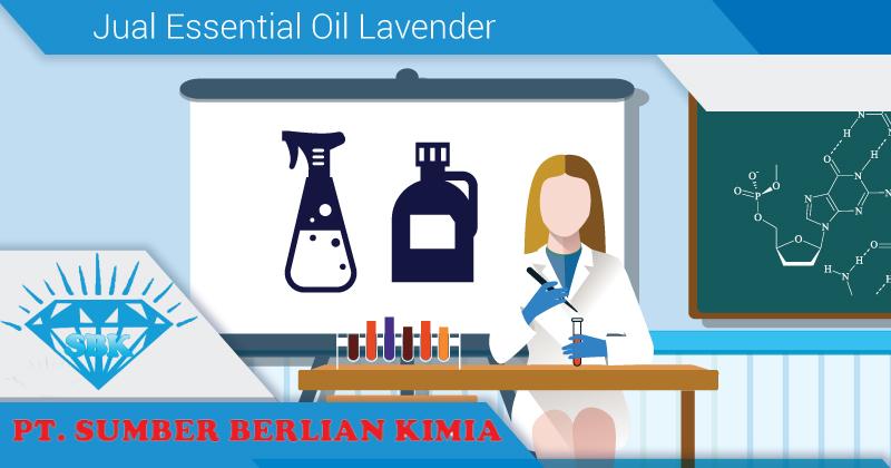 Jual Essential Oil Lavender