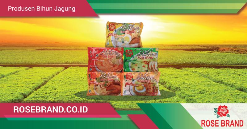 produsen bihun jagung