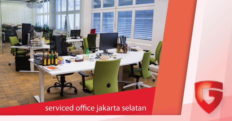 serviced office jakarta selatan