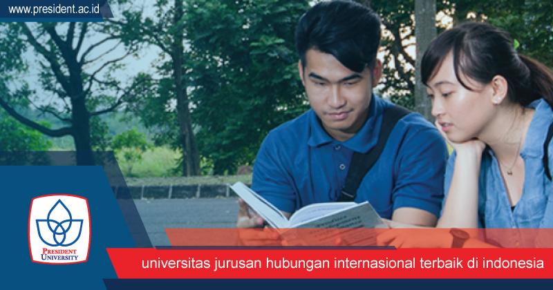 Universitas Jurusan Hubungan Internasional Terbaik di Indonesia